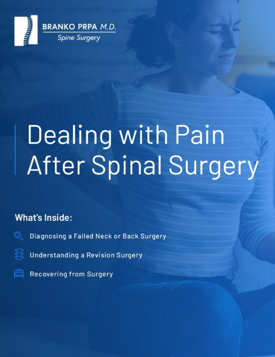 Pain After Spinal Surgery